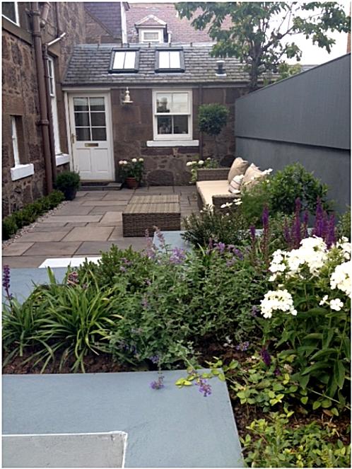 Secret Garden in Stonehaven Papillon Garden Landscape Design