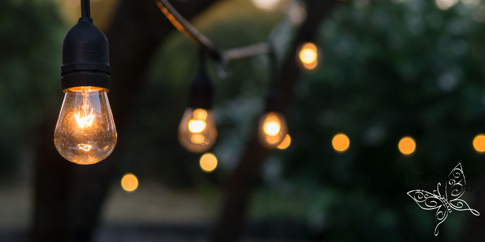 How to make the best of garden lighting