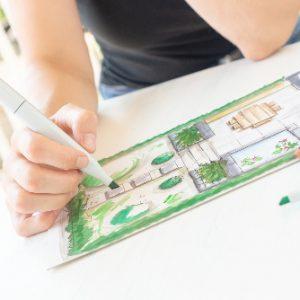 Garden plan | Papillon Garden Design & Landscaping